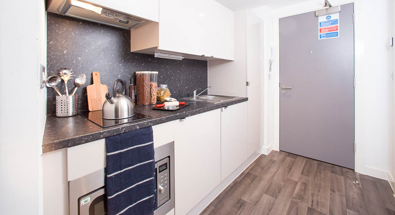 Primus Place standard apartment