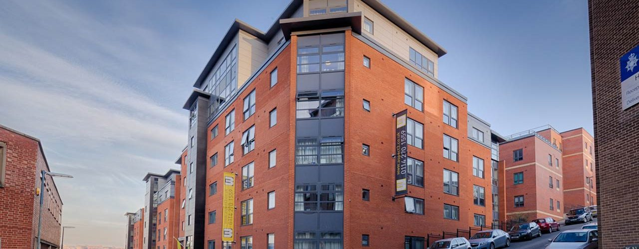 Aspect 3 Sheffield Student Accommodation
