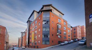 Aspect 3 Sheffield Student Accommodation