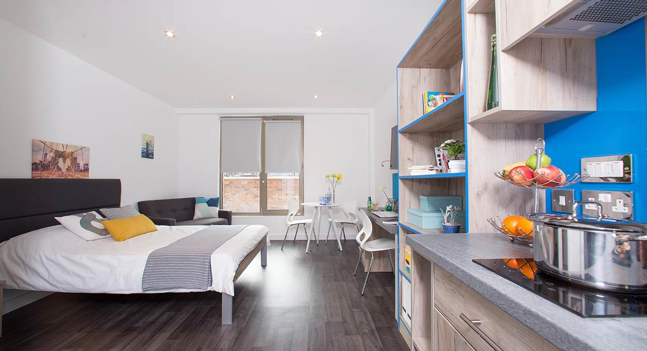 Northgate Point Standard Studio Apartment
