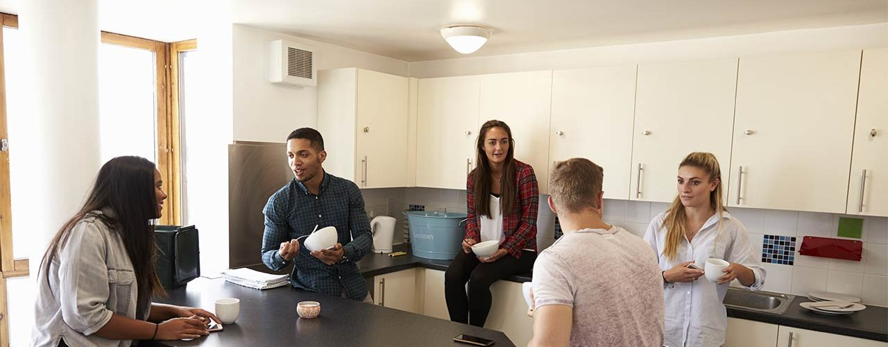 Get your free guide to student living here