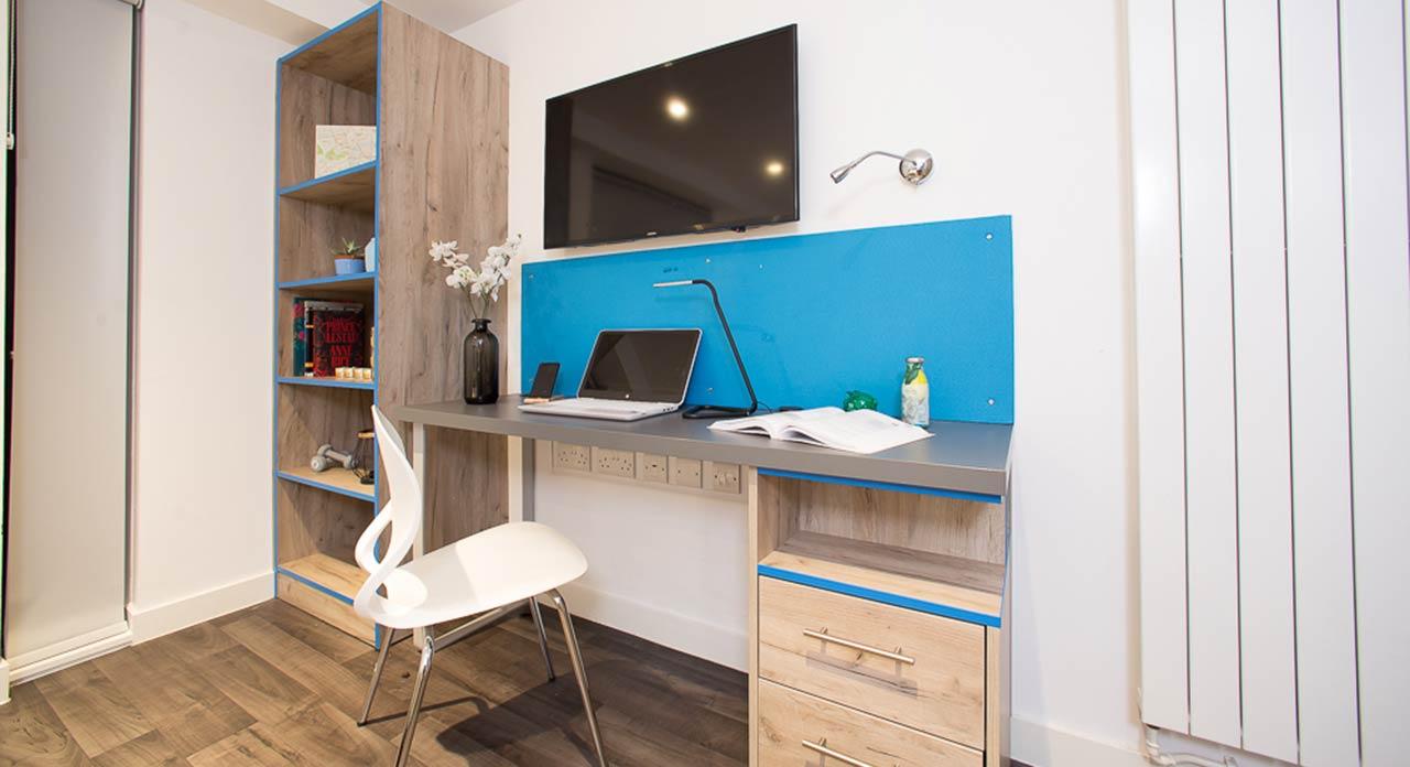 Edge standard apartment