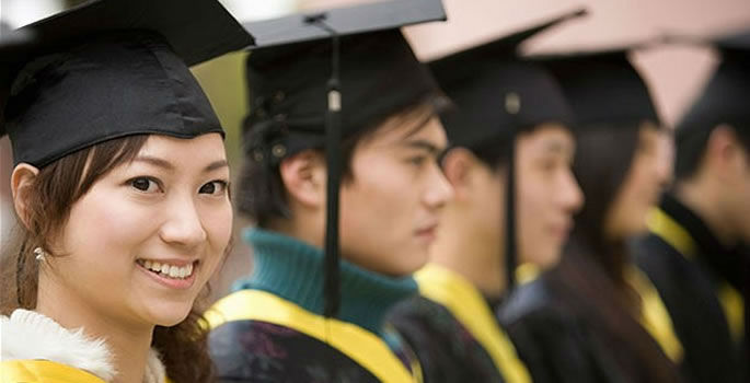 chinese students in the UK