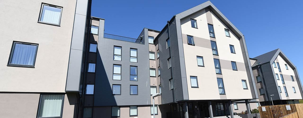 Canterbury Hall student accommodation in Preston